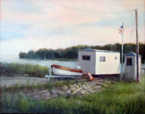 Parker River launch